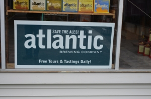 Atlantic Brewing, Bar Harbor, ME
