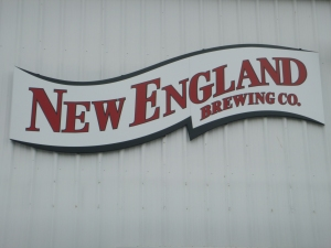 New England Brewing, Woodbridge, CT