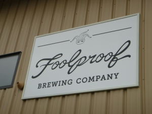 Foolproof Brewing, Pawtucket, RI