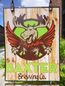 Baxter Brewing, Lewiston, ME