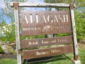 Allagash Brewing, Portland, ME