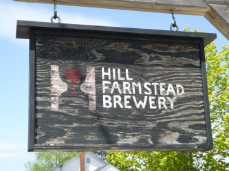 Hill Farmstead Brewery, Greensboro Bend, VT