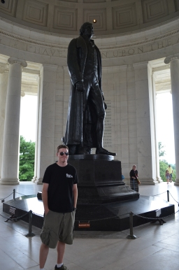 Day 70: The Lincoln Memorial Was Too Crowded